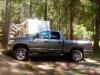 Shaver Lake Camp Edison Aerctic Fox and Dodge Ram