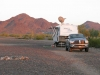 Dome Rock East Quartzsite AZ Free RV Boondocking