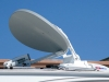 RV Datasat 840 Satellite Internet Dish Calibration