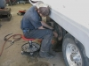 Repacking Fifth Wheel Trailer Bearings