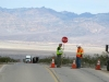 Death Valley HWY 190 Truck Accident