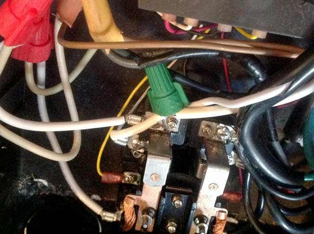 RV Transfer Switch Electrical Fire