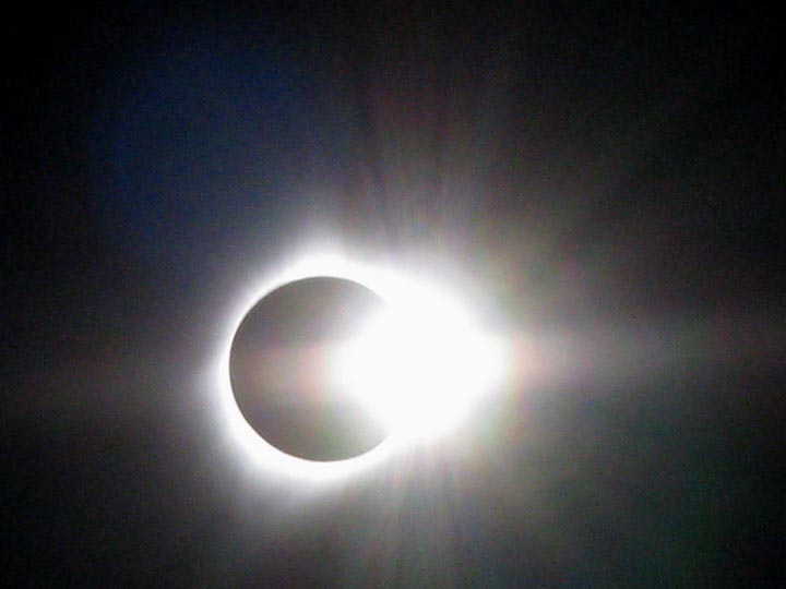 2017 Total Eclipse Wyoming Totality