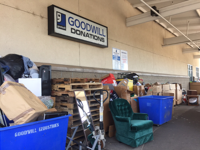 downsizing, decluttering