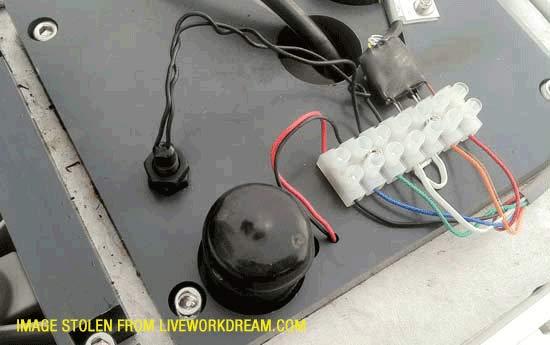 RVDataSat Motor Count Sensor