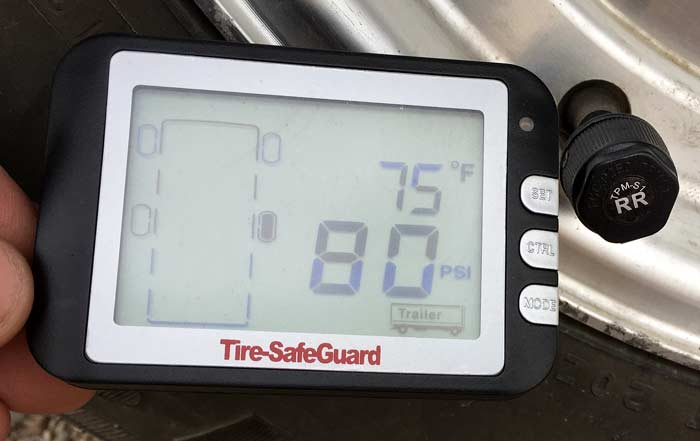 Tire-SafeGuard TPMS
