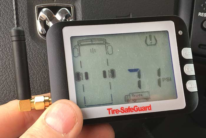 Tire-SafeGuard TPMS