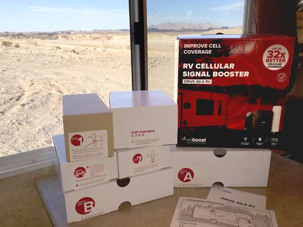 RV Cell Signal Booster Review and Installation Tips