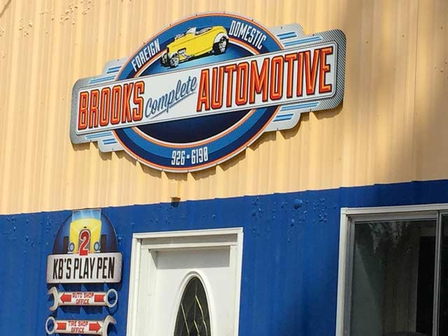 Brooks Automotive Tire Shop Mt. Shasta, CA