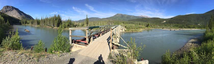 Toad River ATV Bridge