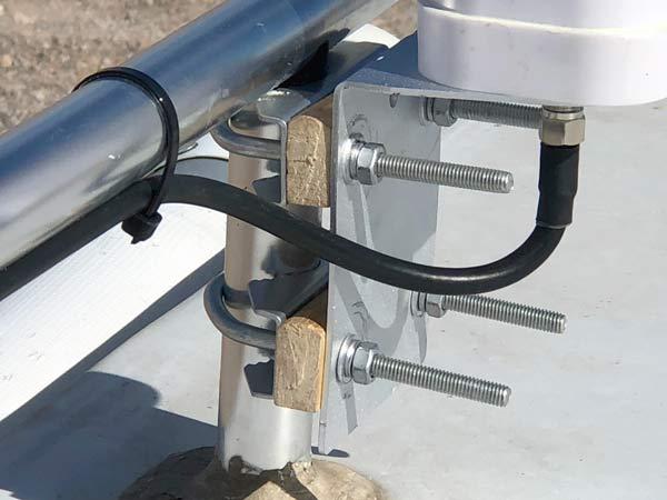 weBoost antenna mount