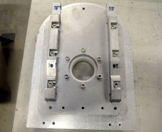 RVDataSat Reflector Plate