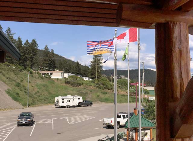 Williams Lake Visitor Centre