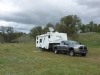 Boondocking at Cowboy Camp, Northern California
