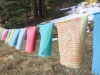 Prayer Flags at Mt Shasta Shtupa