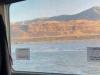 John Day Dam view out window