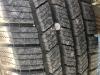New tire punctured. Free repair at Les Schwab.