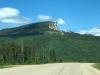 Teetering Rock on Highway 97 in Brittish Columbia