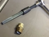 The right tool to extract broken RV water heater check valve.