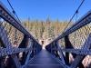 Miles Canyon Suspension Bridge, Trans Canada Trail