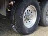 New trailer tire thanks to CoachNet!