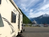 Skagway Alaska Port RV Parking