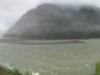 Hyder Alaska Harbor Morning Mist at Fish Creek