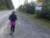 Running from Hyder Alaska to Stewart, BC