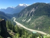 Salmon River below Toe of Salmon Glacier