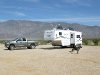 Desert Boondocking in Anza Borrego