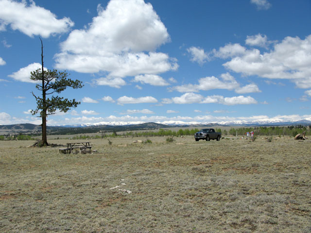 elkhorn estates property south park colorado