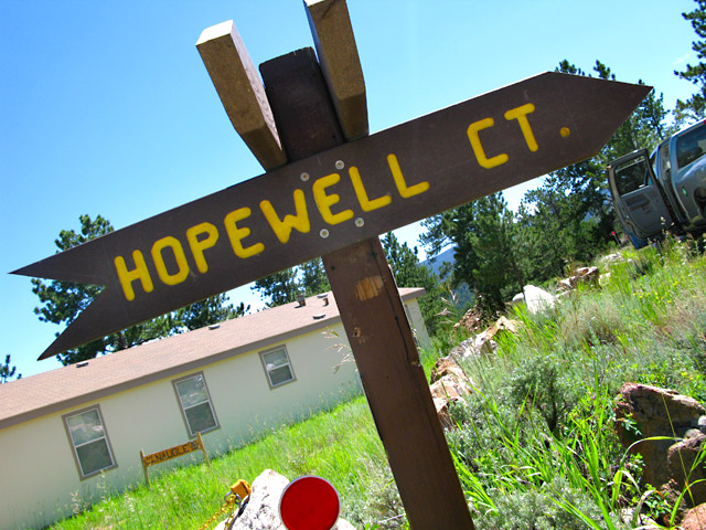 21 Hopewell Crystal Lakes Red Feather, CO