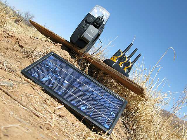Xantrex Solarpack Charges AC Power Devices