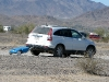 Dragging Blue Boy Across Quartzsite LTVA