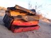 Discarded Slab City Travel Case