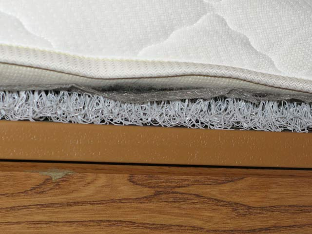 Prevent Mildew Under Memory Foam RV Mattress with Hypervent