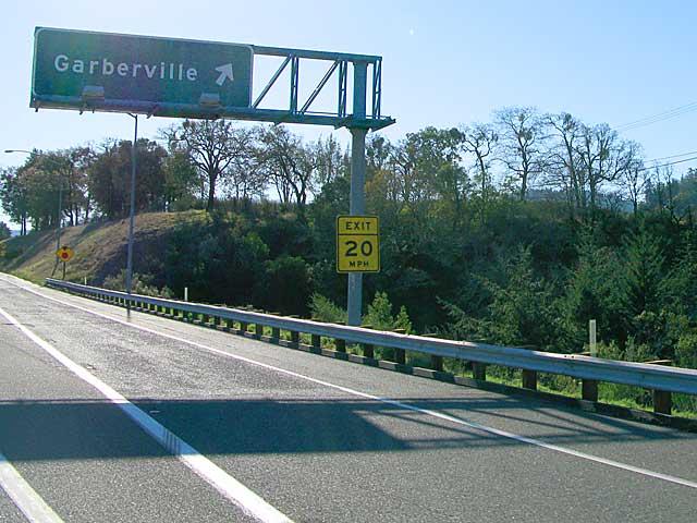 Highway 101 South Garberville, CA