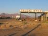 Abandoned truck Stop Boondocking Sierra Blanco Texas