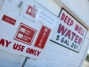 Pay for Potable Water in Quartzsite