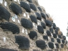 Colorado Earthship Earthen Wall Construction