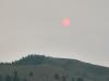 Smoky Sunrise over Lake City, CO