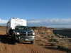 Free RV Boondocking at Goosenecks Utah State Park