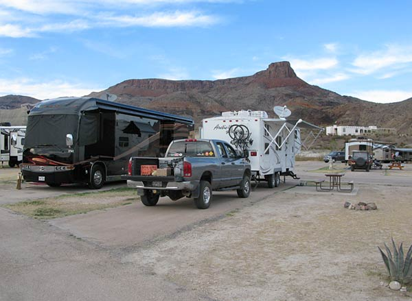 full-timing, RVing, Texas, Big Bend
