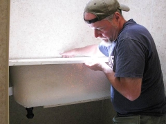 DIY RV Bathtub Repair