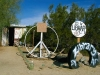 Slab City Lizard Tree Library