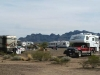 Free RV Boondocking Quartzsite, AZ