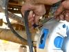 Titan Trailer Disc Brakes Installation, bleeding brake lines