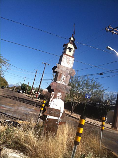 Tucson Arizona bike commute