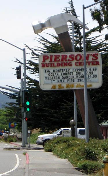 Piersons Big Hammer Eureka Humboldt CA