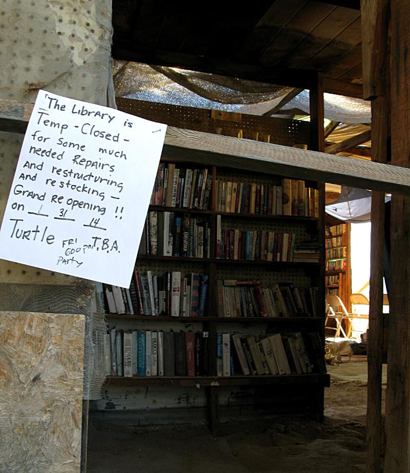 Lizard Tree Library Renovation Project
